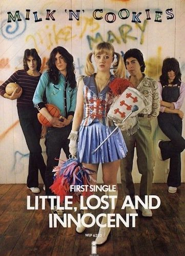 Little Lost and Innocent promo poster, 1975