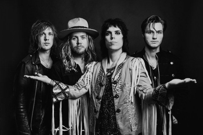 The Struts - Photo by Anna Lee