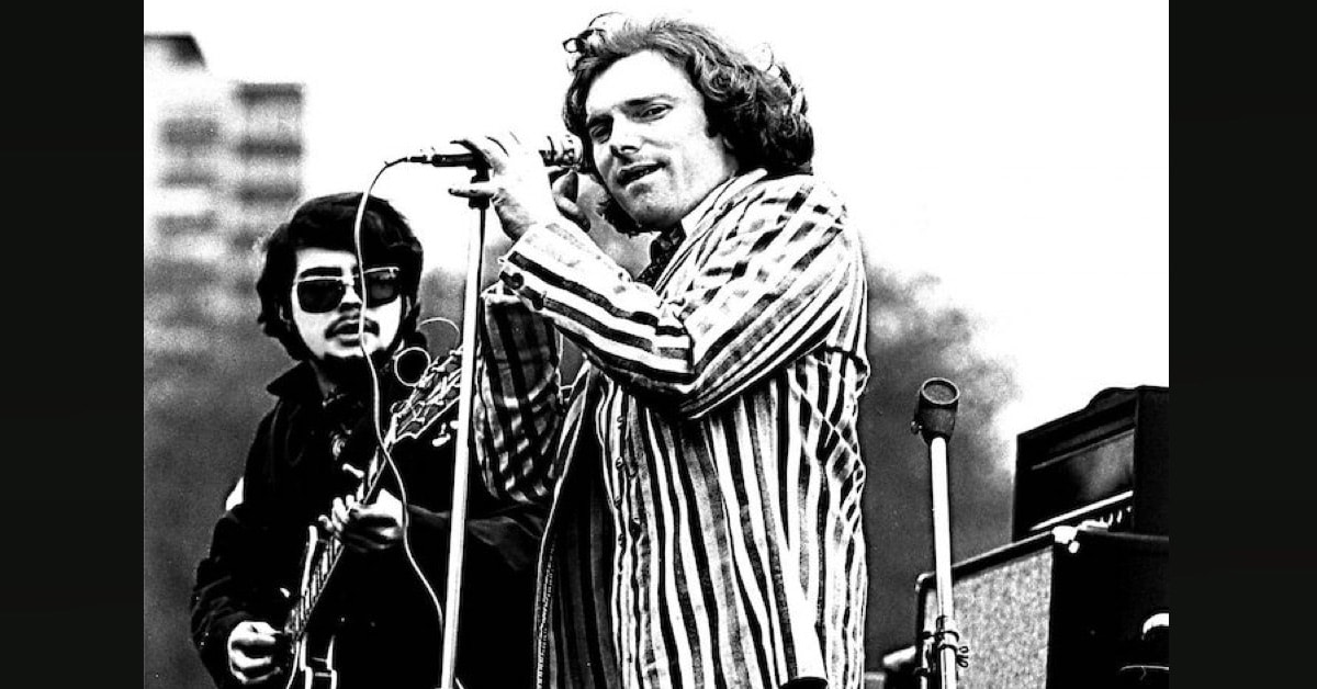 THE ROAD FROM THE CATACOMBS TO ASTRAL WEEKS: VAN MORRISON'S