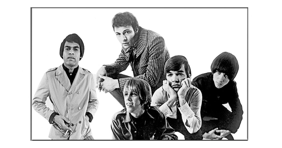 THE FOREVER CHANGES OF ARTHUR LEE & LOVE