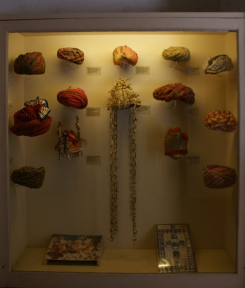 Awesome Turban exhibit at the Fort, that taught me more about Turbans and got me wanting my own