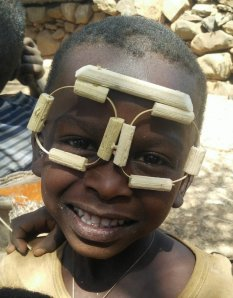 How about these glasses on this lil guy!?