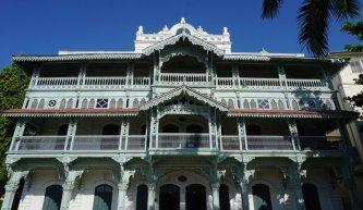 Classic Zanzibar architecture