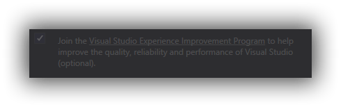 visual-studio-experience-program