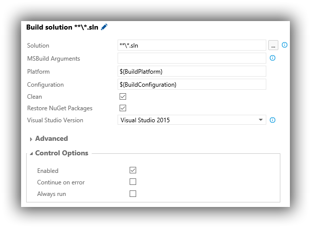 Continuous Delivery with TFS / VSTS - Configuring a Basic CI Build