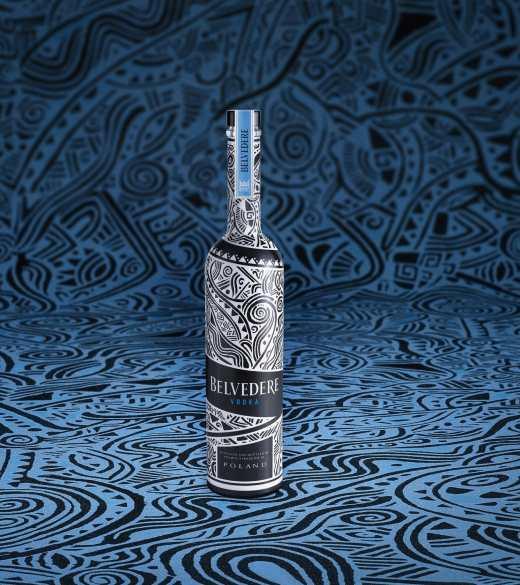 Belvédère Vodka x Laolu Senbanjo
