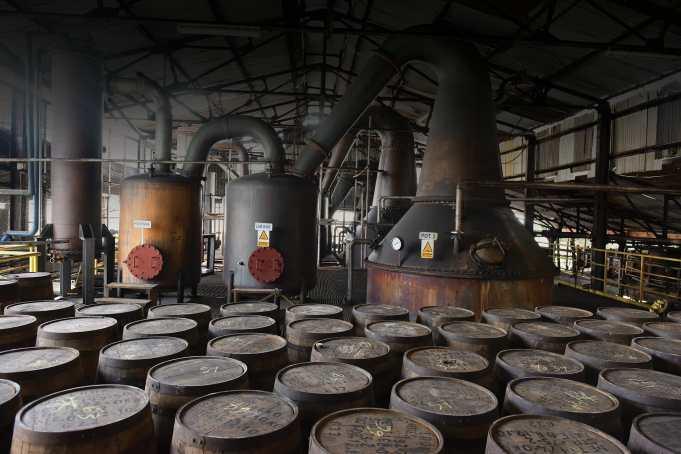 Hampden Estate Distillerie