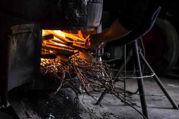 Distiloire alambic chauffe