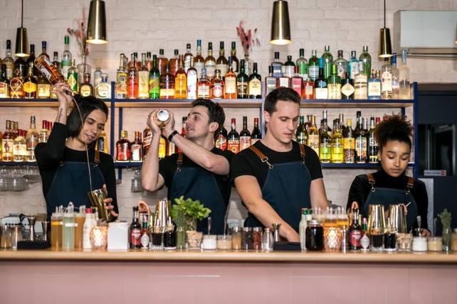 La Loutre Bar équipe