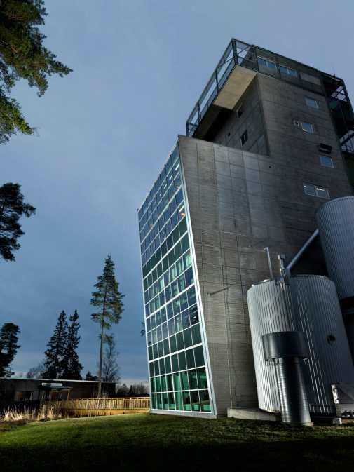Mackmyra distillerie