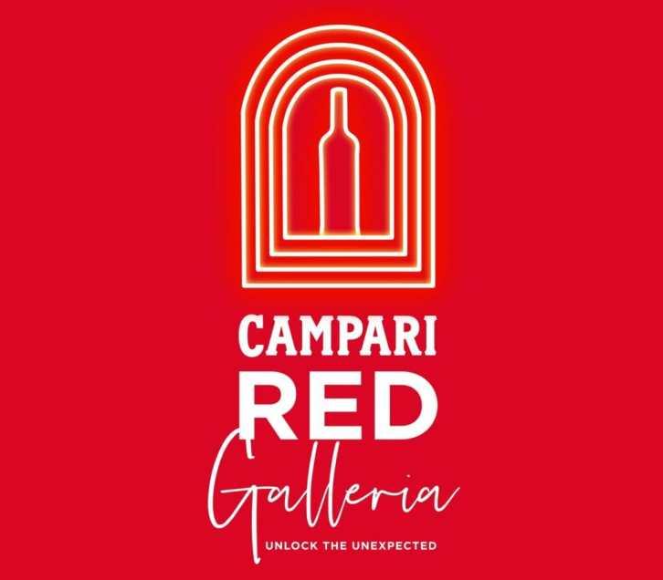 Campari Red Galleria 2019 Paris