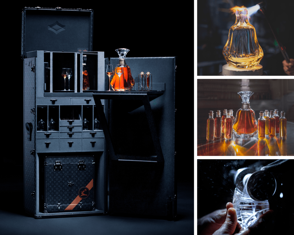 Hennessy Paradis Imperial malle
