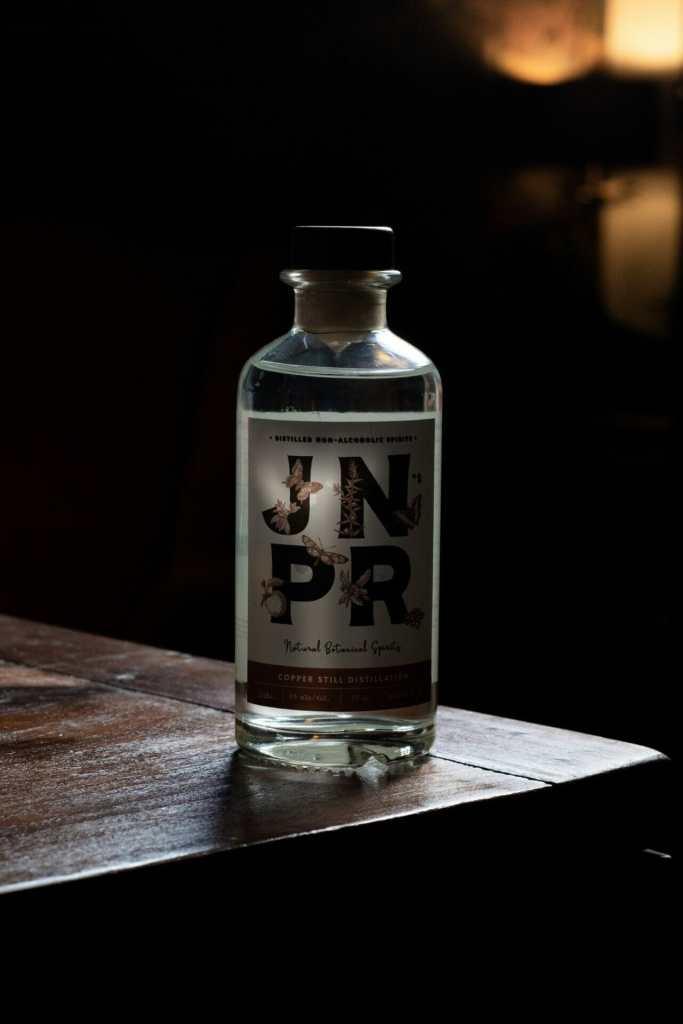 JNPR spiritueux sans alcool