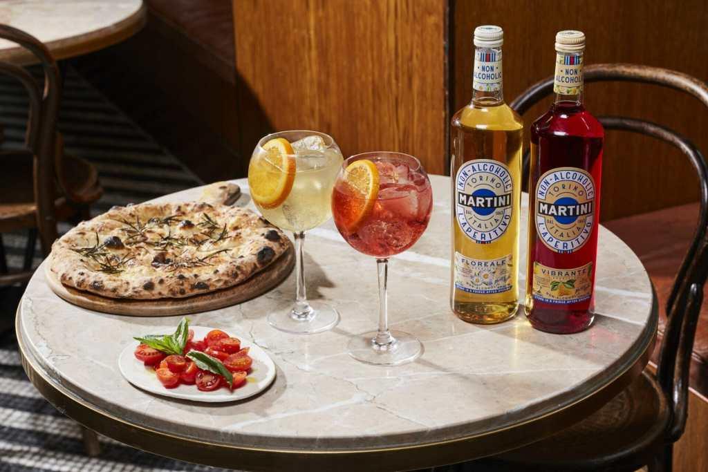 Martini sans alcool Floreale