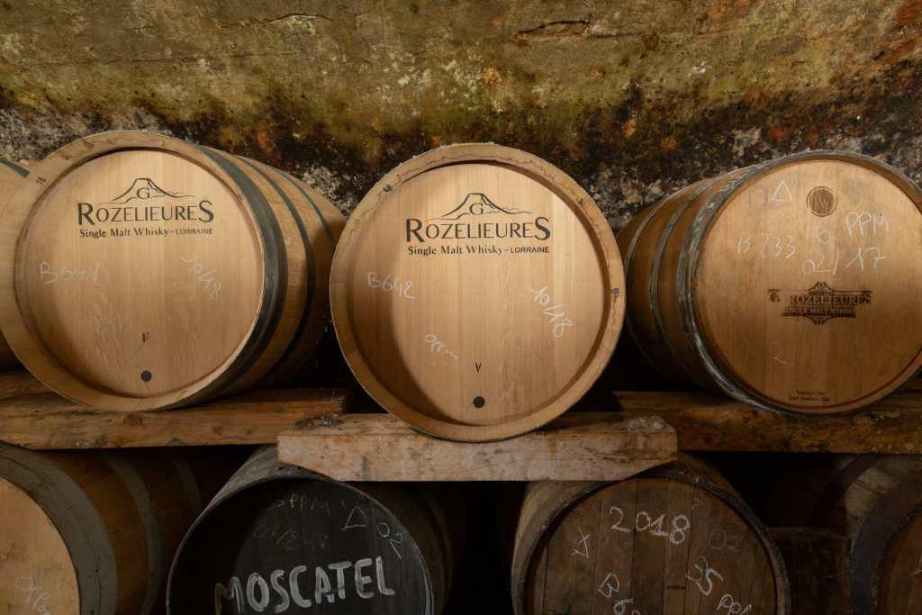 Rozelieures fûts whisky