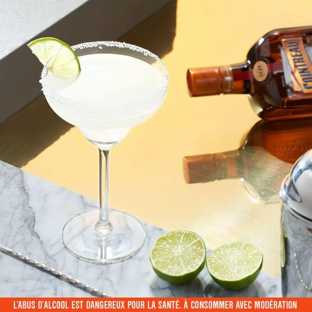 cocktail margarita cointreau