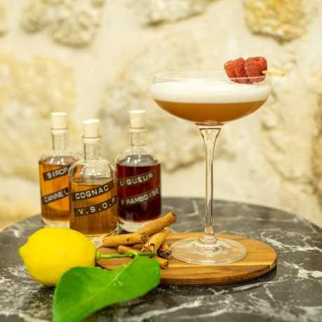 Cocktail-Cognac-Colada