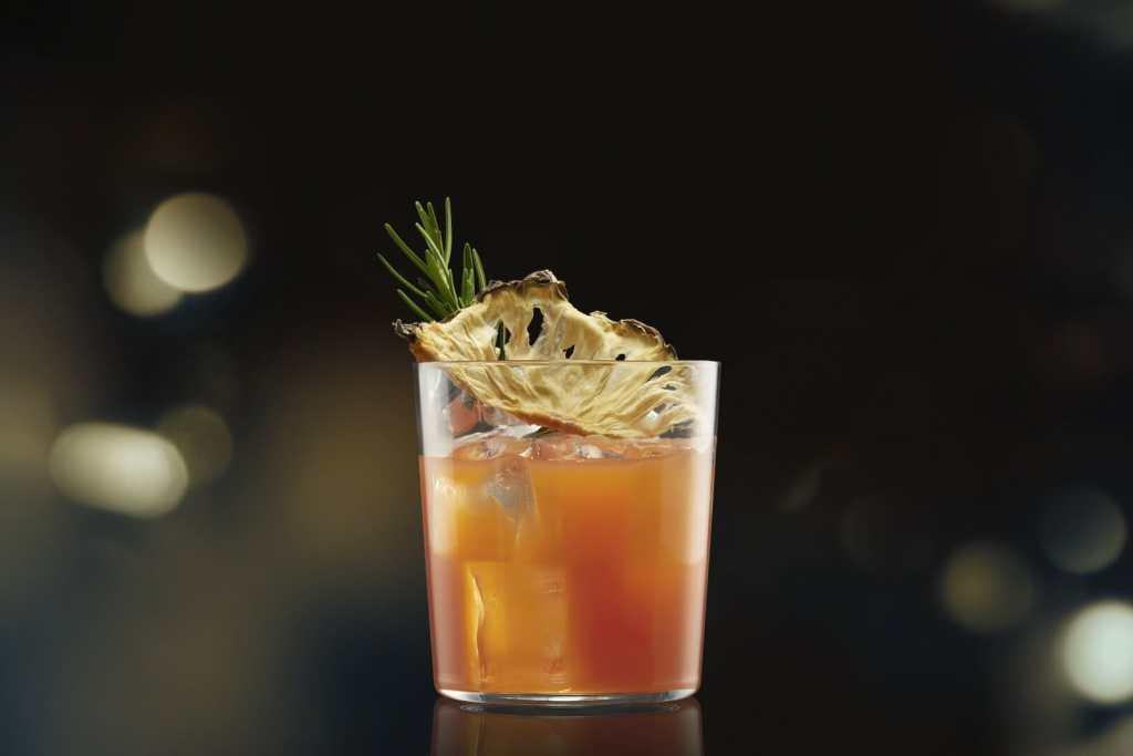 Phraya Rhum cocktail Ertha