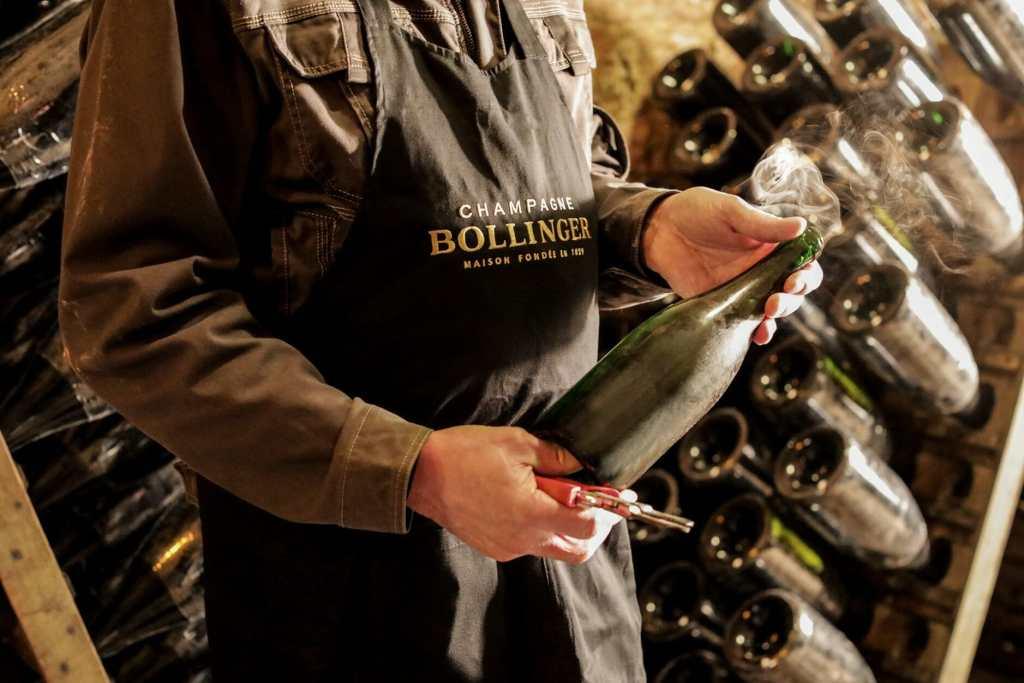Bollinger bouteille