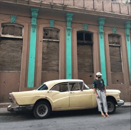 Stéphane Ashpool Havana Club La Havane