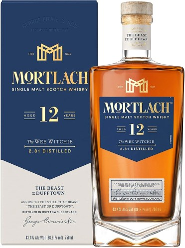 Mortlach 12 ans