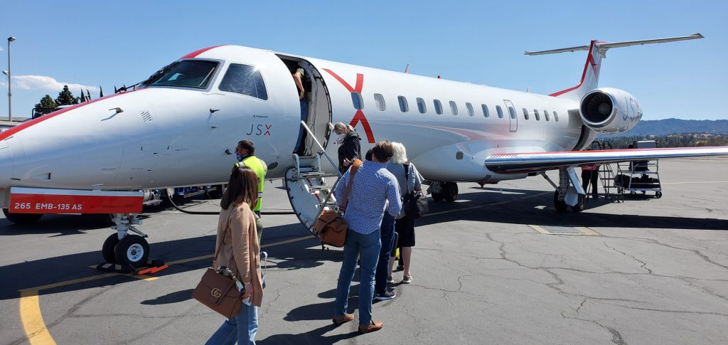 Please The Palate Pick of the Week: Flying JSX from Concord to Burbank