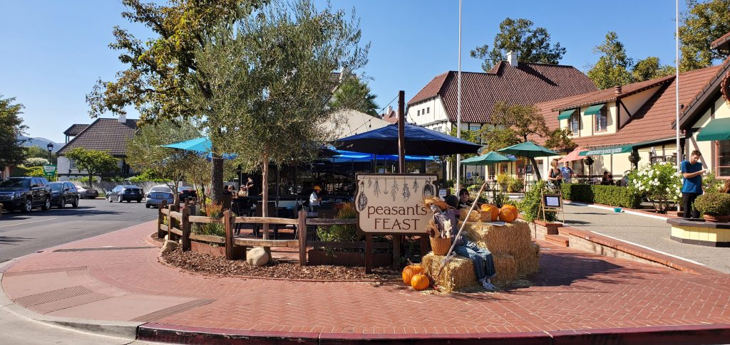 From Kitschy to Cool: Solvang, California