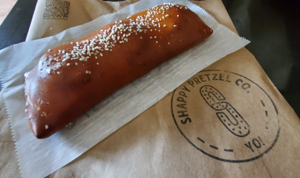 Please The Palate Pick of the Week: Delicious Philly Pretzels from Shappy Pretzel Co