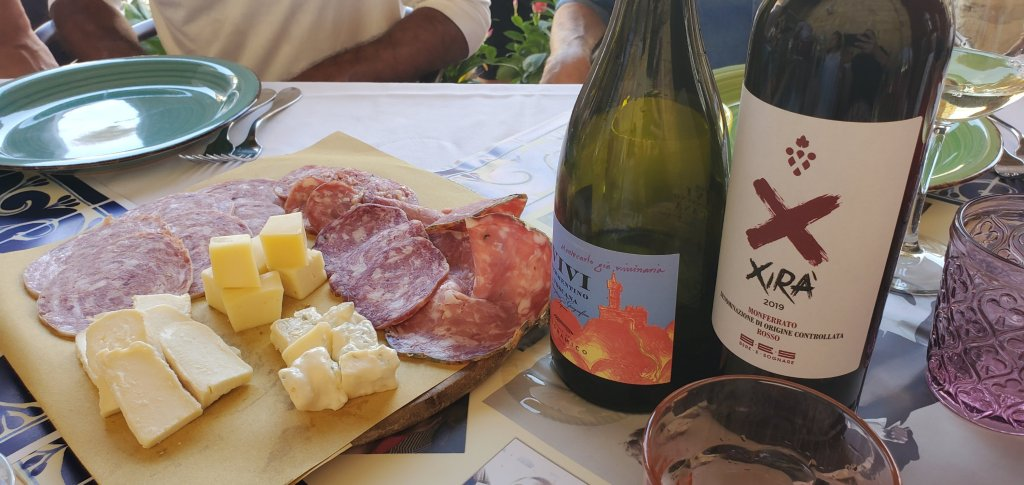 Please The Palate Pick of the Week: A Belated Birthday Celebration, Italian Style
