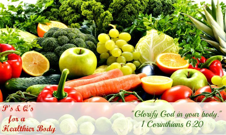 Healthier Body-God's temple