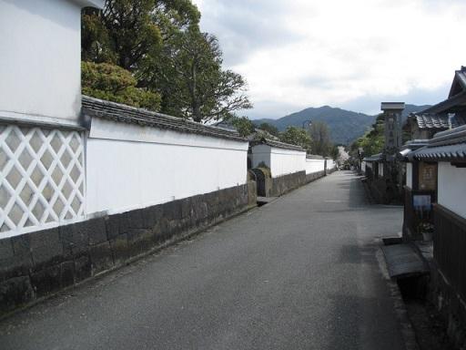 世界遺産萩城下町写真