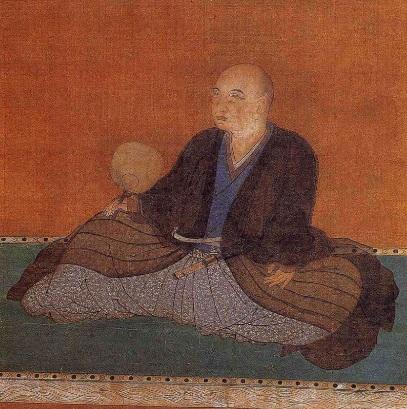 細川藤孝の肖像画
