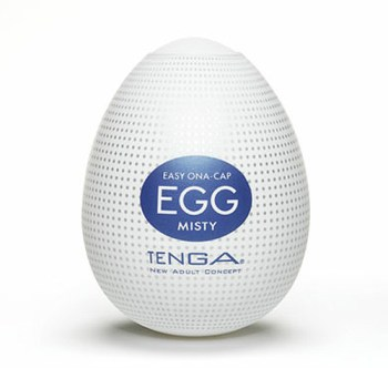 Tenga Egg Misty masturbation sleeve