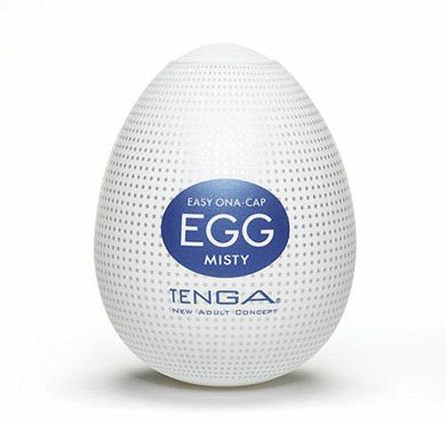 Tenga Egg Misty masturbation sleeve