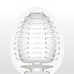 Tenga Egg Spider masturbation sleeve with ridged internal surface