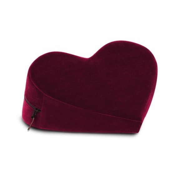 Liberator Heart Wedge heart shaped sex position aid
