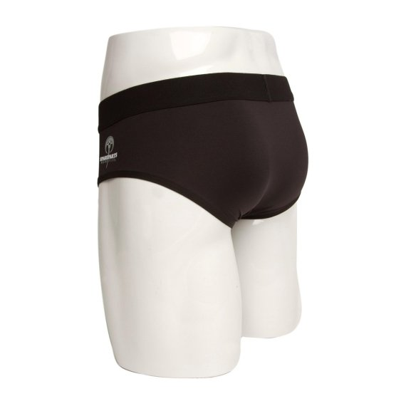 SpareParts HardWear Pete Briefs soft packing underwear rear view