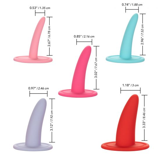 The She-ology Wearable Vaginal Dilator Set