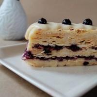 Napoleon cake/Napoleonas