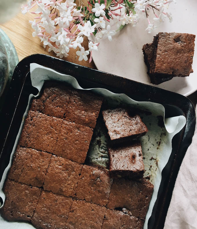 Chocolate Brownies Dairy Free