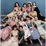 Eileen Ford Modeling Agency 1955 C Pleasurephoto