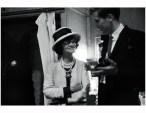 Chanel with Kirkland Three Weeks:1962 by Douglas Kirkland