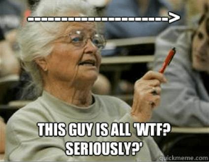 Best Of The Senior College Student Meme 19 Pics