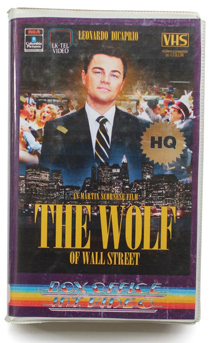 Modern Movies And Tv Shows Designed As Old Vhs Tapes