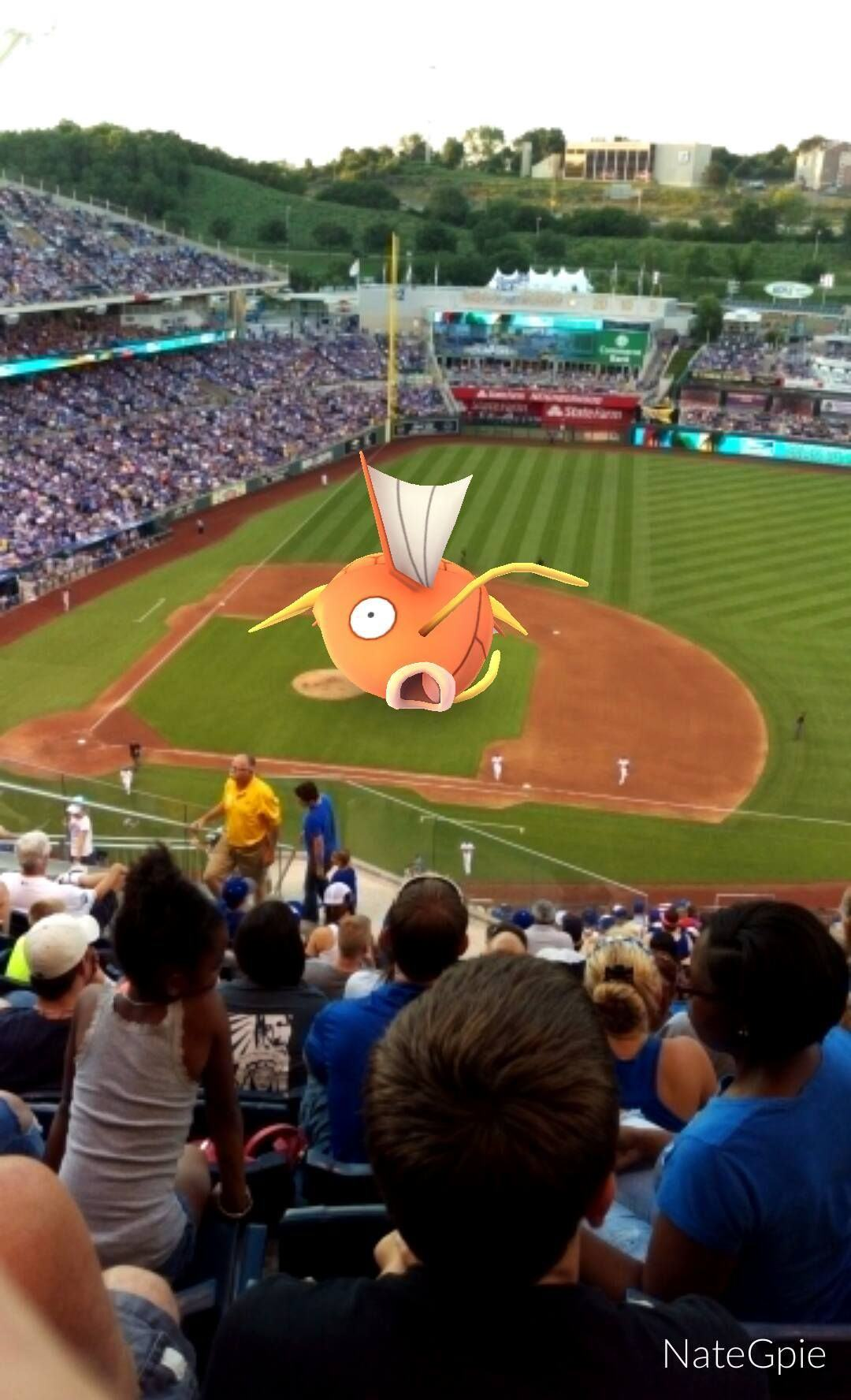 The 15 Most Insane Places People Have Spotted Pokemon In