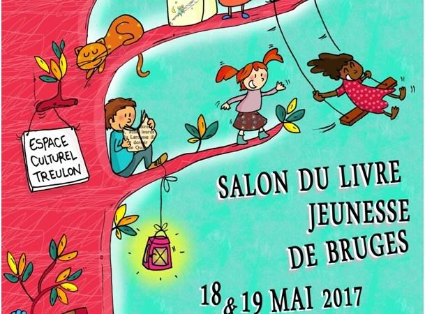 Salon du livre jeunesse de Bruges