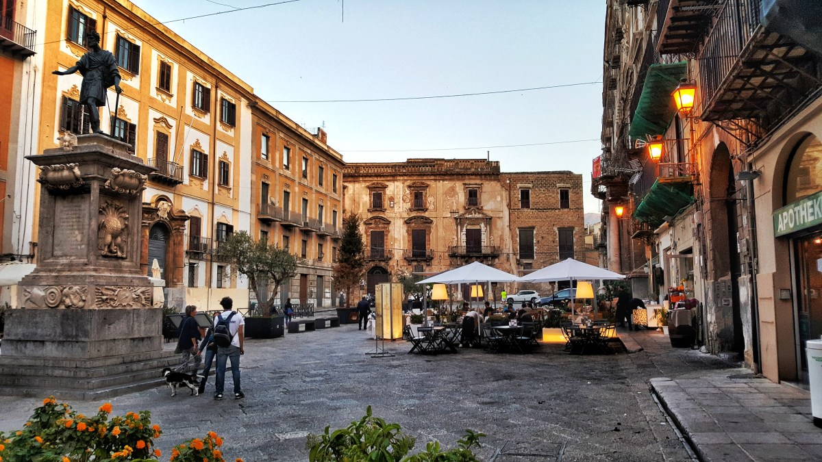Catania și Palermo - impresii din Sicilia