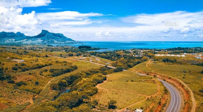Mauritius_vedere din drona