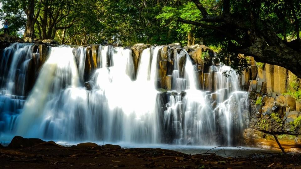 Cascada Rochester Falls, Mauritius