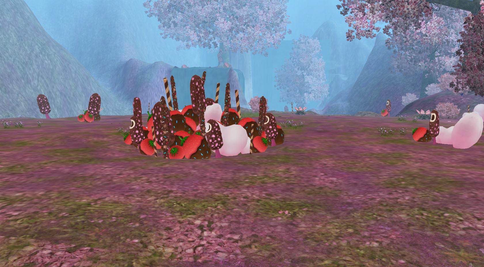 Valentine dungeon!